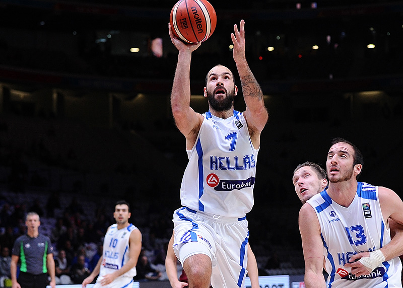 7. Vassilis Spanoulis (Greece)